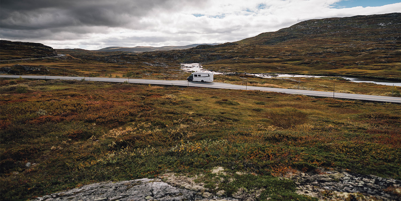 Traumroute: Unser Roadtrip durch Norwegen #1