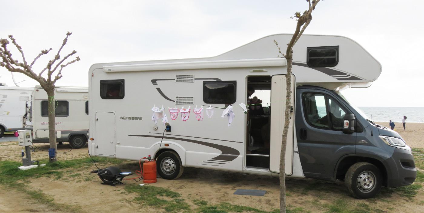 Baby on Board: Mit dem Wohnmobil in die Elternzeit!