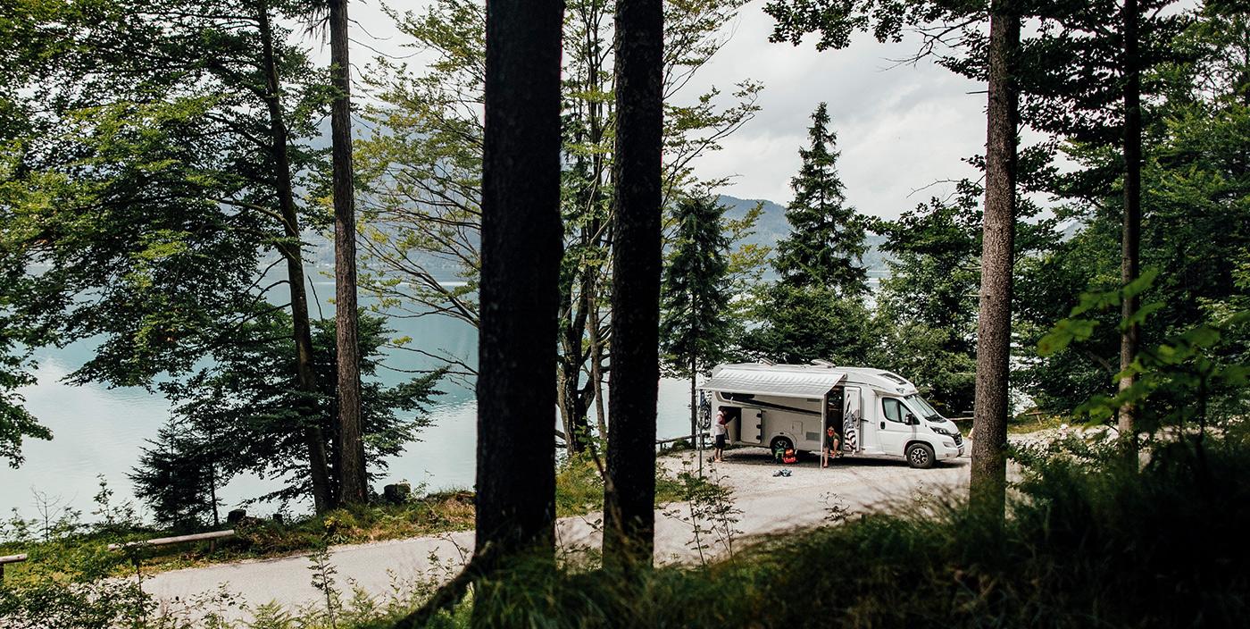 Die besten Camping-Rezepte: Risotto, Saltimbocca und feines Schichtdessert.