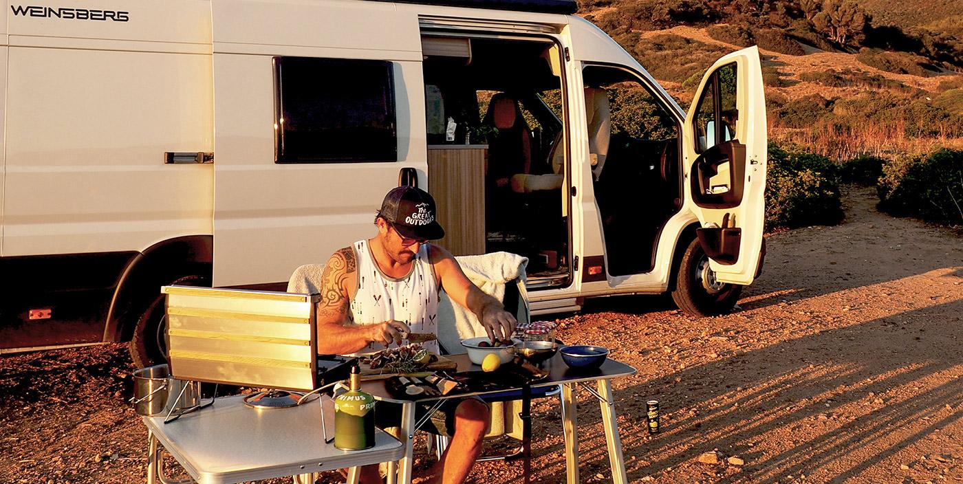 So gut schmeckt Camping: Selbstgemachte Feigenmarmelade auf Sardinien