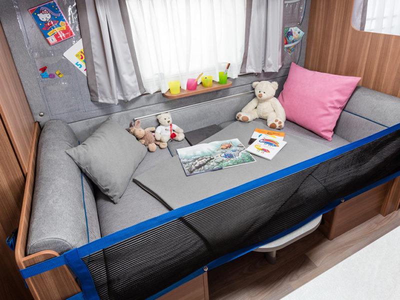 Campingurlaub ist Familienurlaub – mit dem WEINSBERG CaraKids-Paket