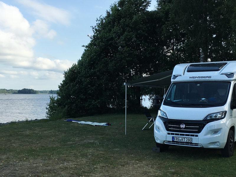 """Angelurlaub mit Familie: Der """"Tough Angler"""" on Tour nach Schweden"""
