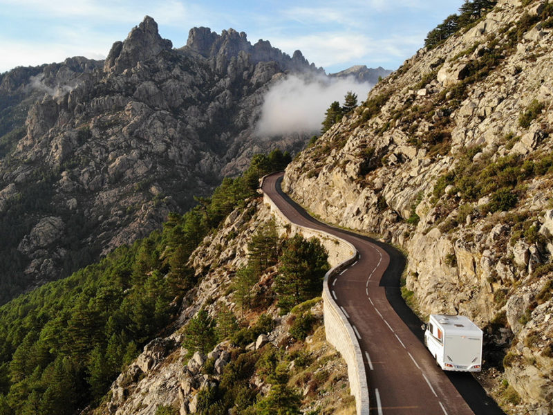 Elternzeit mit dem Reisemobil – Inselhopping im Mittelmeer | Korsika