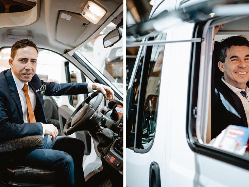 WEINSBERG auf der CMT: Unsere Produktmanager im Interview