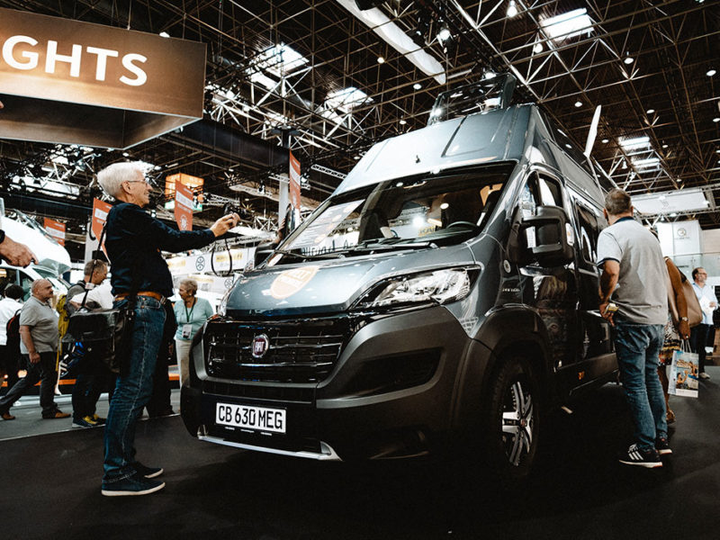 Die WEINSBERG Highlights am Caravan Salon 2019: Das solltest Du nicht verpassen!