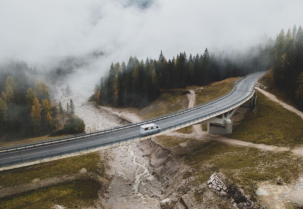 ktg-weinsberg-carablog-alexander-schmidt-justschmodd-caracompact-edition-pepper-2019-2020-roadtrip-content-18-Zufaellige-Bruecke-auf-dem-Weg-nach-Cortina