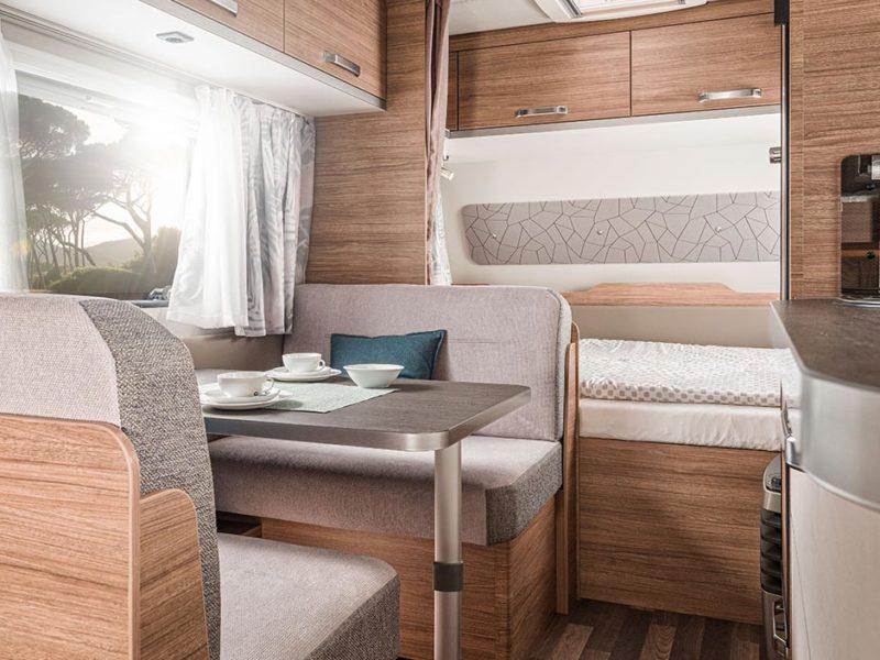 Wohnwagen mit Familiengrundriss: Die beliebtesten Caravans für Familien