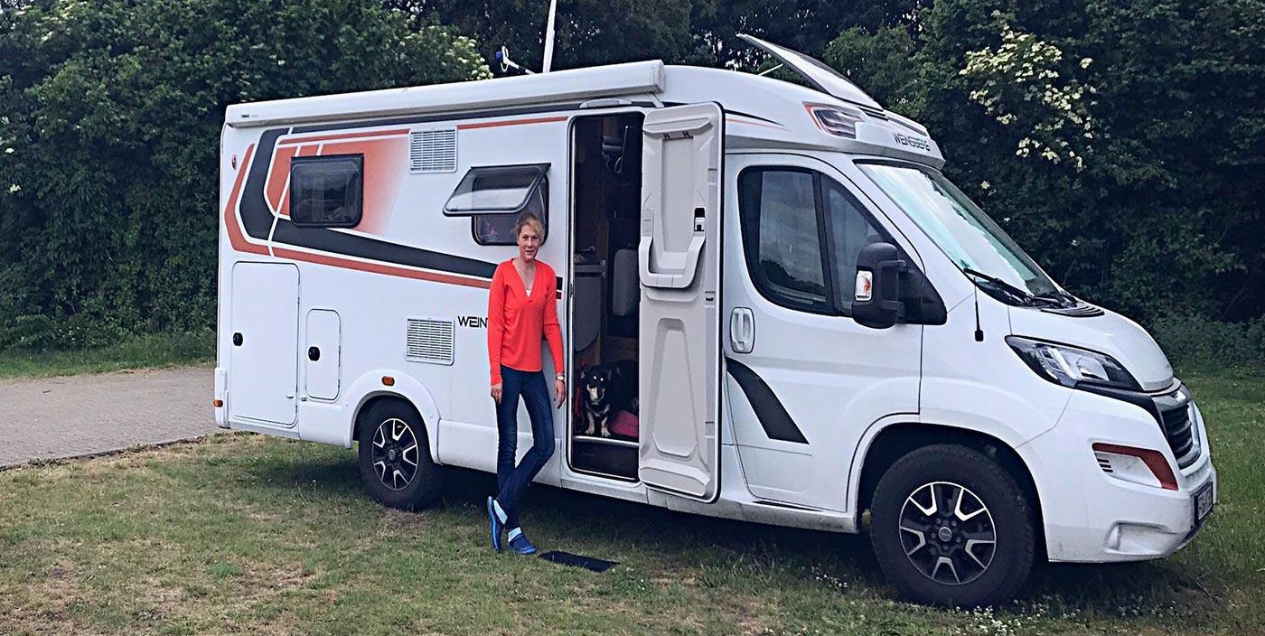 Urlaub trotz Corona: Camping-Expertin Isa Speckmann im Interview