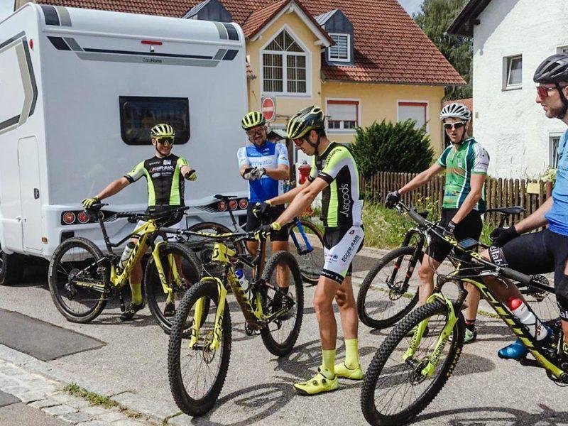 344 Kilometer zwischen Action und Entspannung: Die Trans Bayerwald Route mit dem Mountainbike