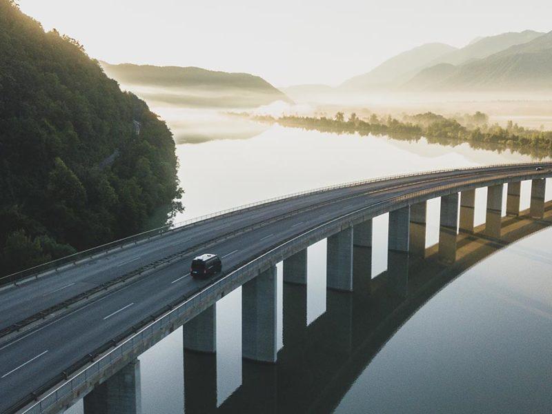 #ÜberallZuhause im CaraBus: Unser Roadtrip über die Alpen