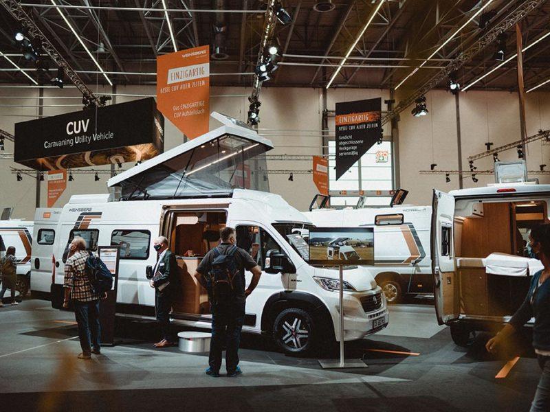 Groß, größer, WEINSBERG: Der Caravan Salon 2020