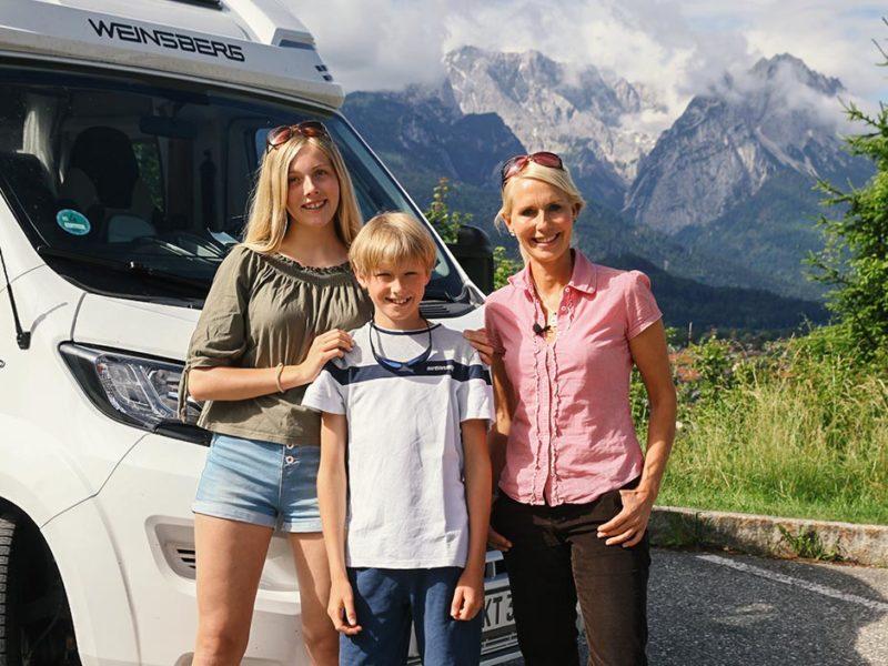 Deutschland neu entdecken mit dem WEINSBERG Wohnmobil: Familienurlaub in Zeiten von Corona