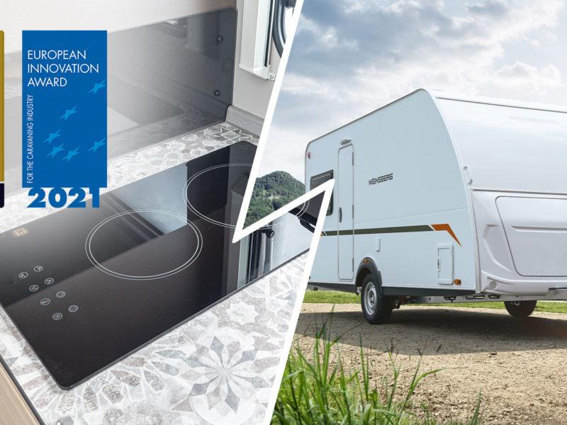 Der WEINSBERG CaraCito: 5 Gründe, warum der vollelektrische Wohnwagen eine echte Innovation ist!